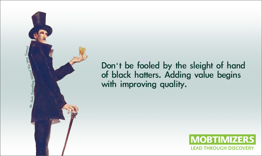 How to Avoid ASO Black Hatters