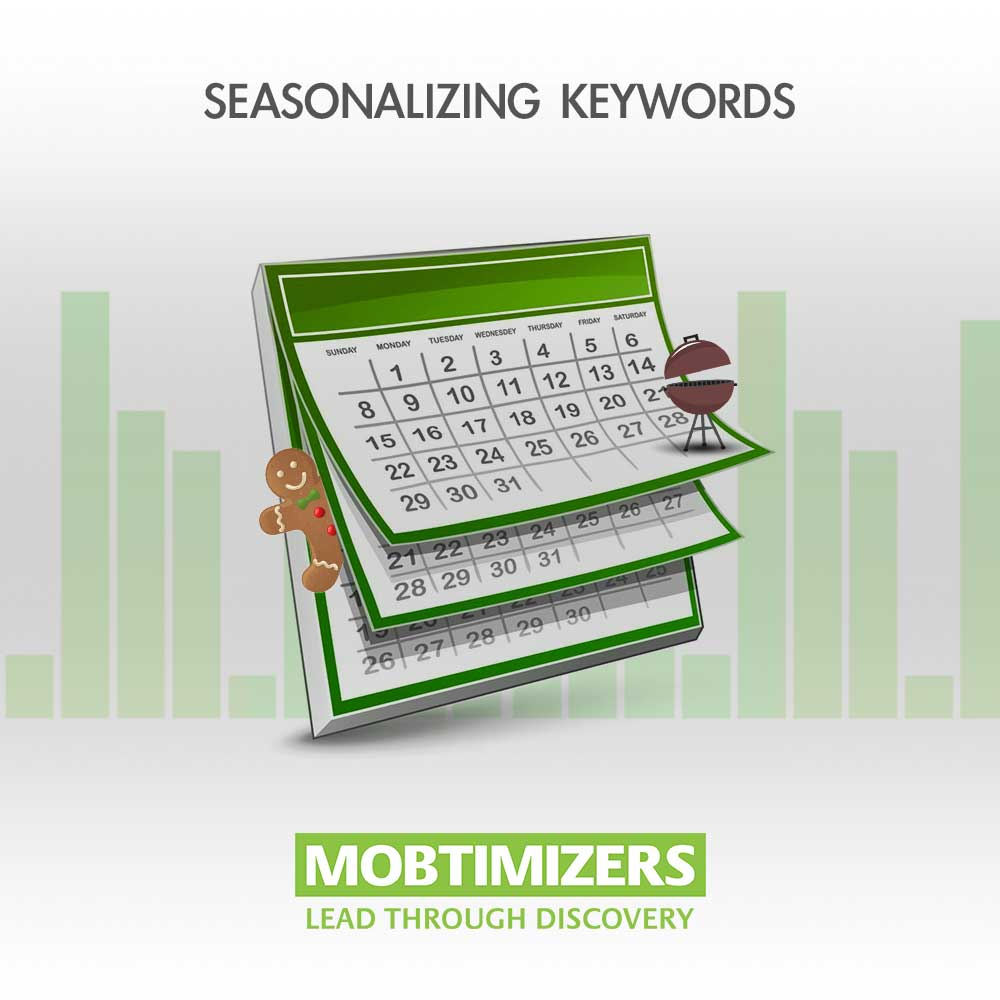 ASO with Seasonalizing Keywords with Google Trends