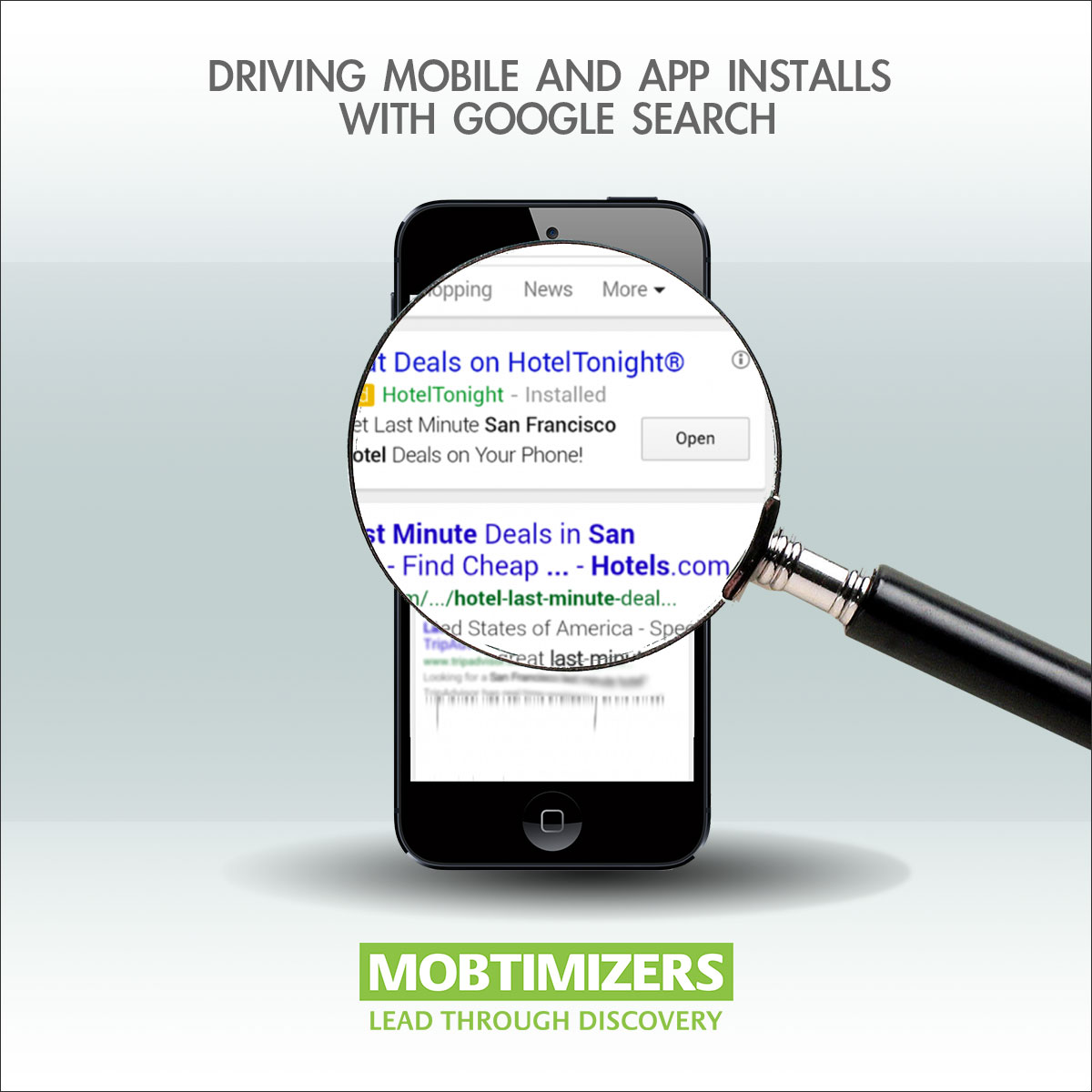 How to drive mobile and app installs with Google Search