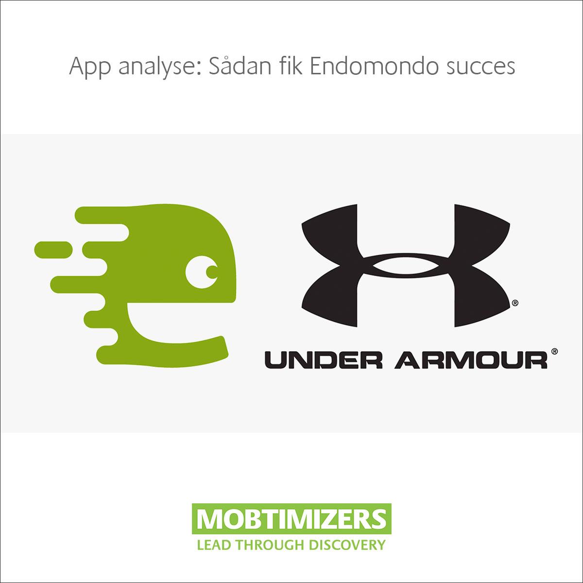 App analyse: Sådan fik Endomondo succes - App & Mobil strategi - Endomondo købt af Under Armor