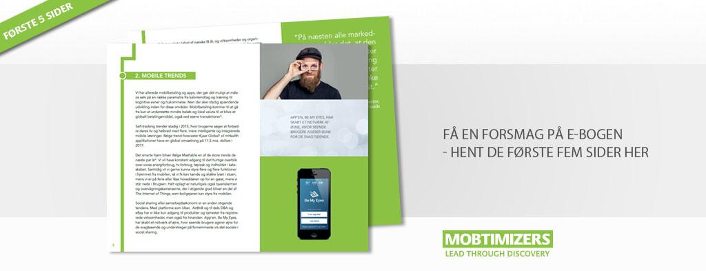 E-bog: Mobil strategi - Roadmap til jeres mobil strategi. En guide til mobil succes i 2015