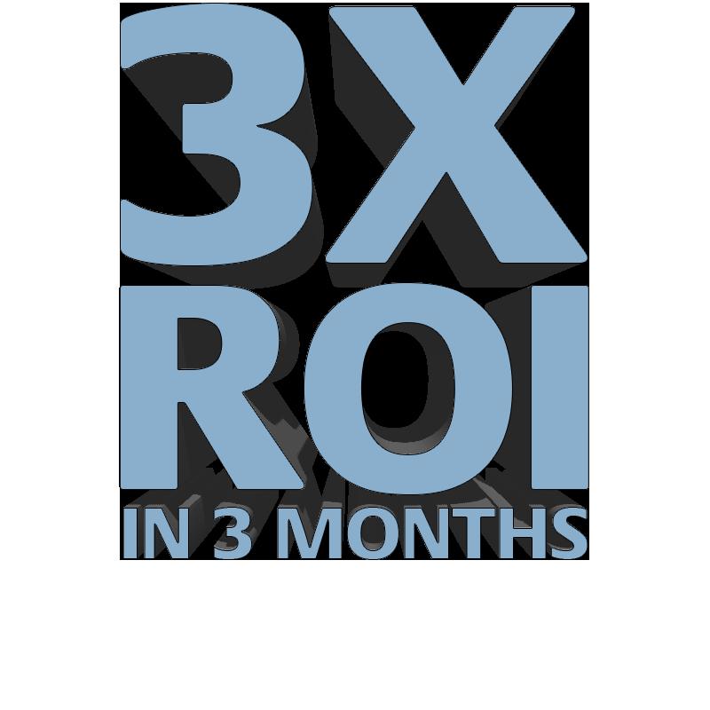 3x-Return-On-Investment-3-months-App-Store-Optimization