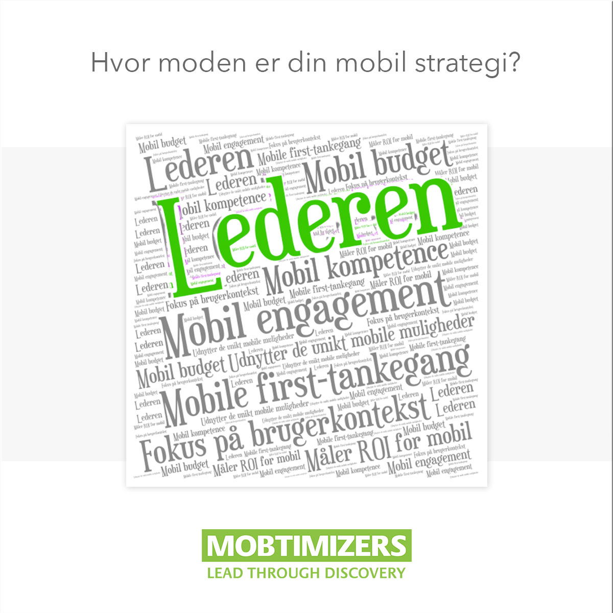 Hvor moden er din mobil strategi - Mobile-Maturity-dansk-grafik