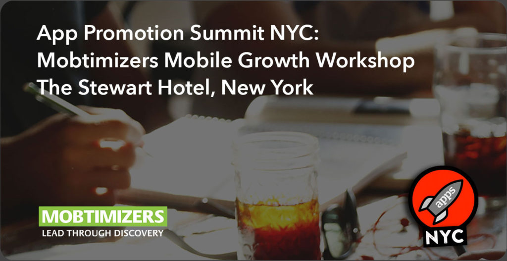App Promotion Summit New-York-Discount-Code APS New York discount 2017